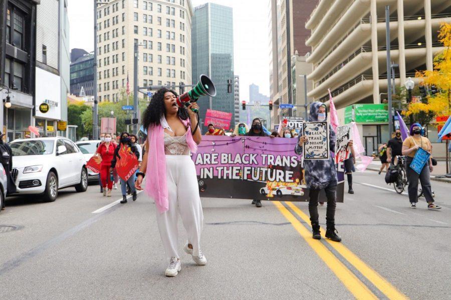 Photos: People's Pride 2020 march