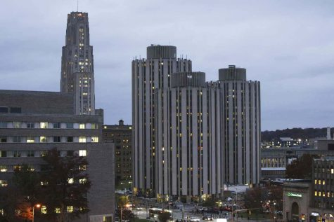 Students on three Tower B floors quarantined, Pitt to test entire building for COVID-19