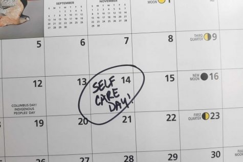 The University of Pittsburgh had a designated self-care day on Oct. 14 for students.