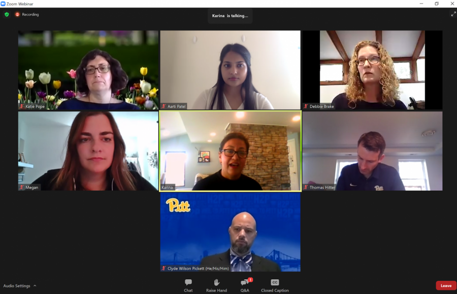 A panel of experts from Pitt and the city of Pittsburgh discussed the new Title IX regulations and their effects on the University Thursday via Zoom.