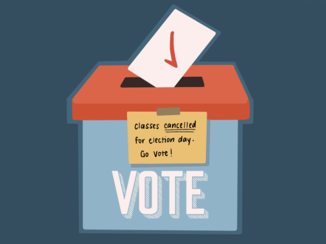 Opinion | Instructors, cancel class on Election Day