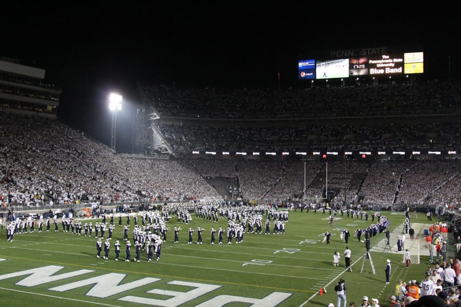 The Ohio State Buckeyes face off against the Penn State Nittany Lions this Saturday at Beaver Stadium.