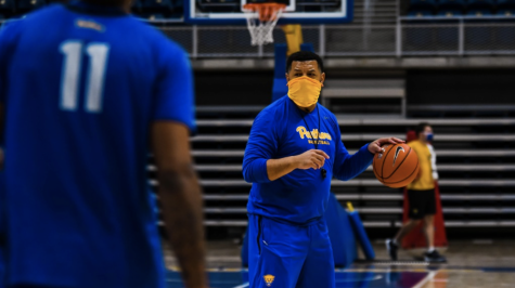 The Pitt men's basketball team returned to the Petersen Events Center Wednesday for their first official practice of the 2020 season.