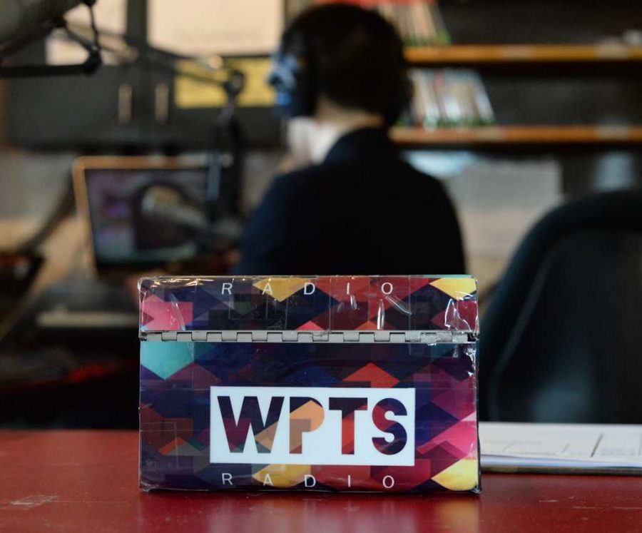 WPTS Radio wins national student podcast award