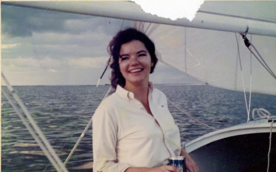 "Molly Ivins in ""Raise Hell: The Life and Times of Molly Ivins,"" a Magnolia Pictures release."