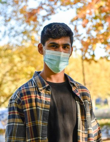 Sudeep Yedulla is suspected to be the first student on campus to have contracted the coronavirus.
