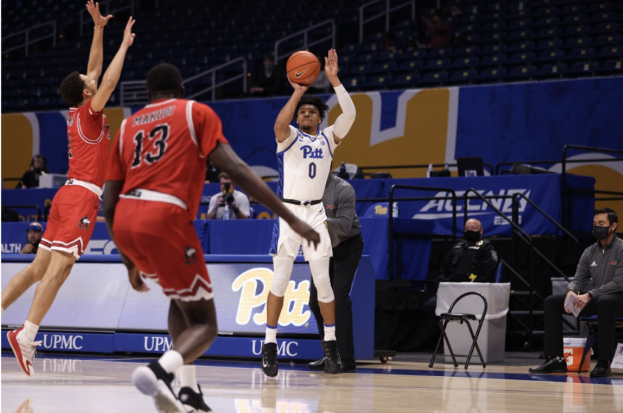 Ithiel Horton scored 18 points in the Panthers' 70-55 win over Miami