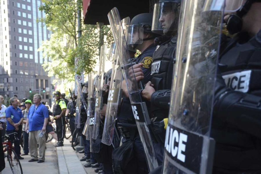 The Pittsburgh branch of Jewish Voice for Peace publicized a petition to end all training exchanges between the Pittsburgh police and Israel in November.