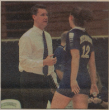 Volleyball legend and former Pitt head coach Chris Beerman passed away at the age of 53, after being hospitalized with COVID-19 earlier this month.