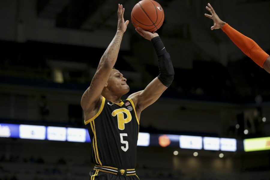 Pitt men's basketball missed the services of second-leading scorer Au'Diese Toney in the Louisville loss and had two games postponed for COVID-19 protocols.
