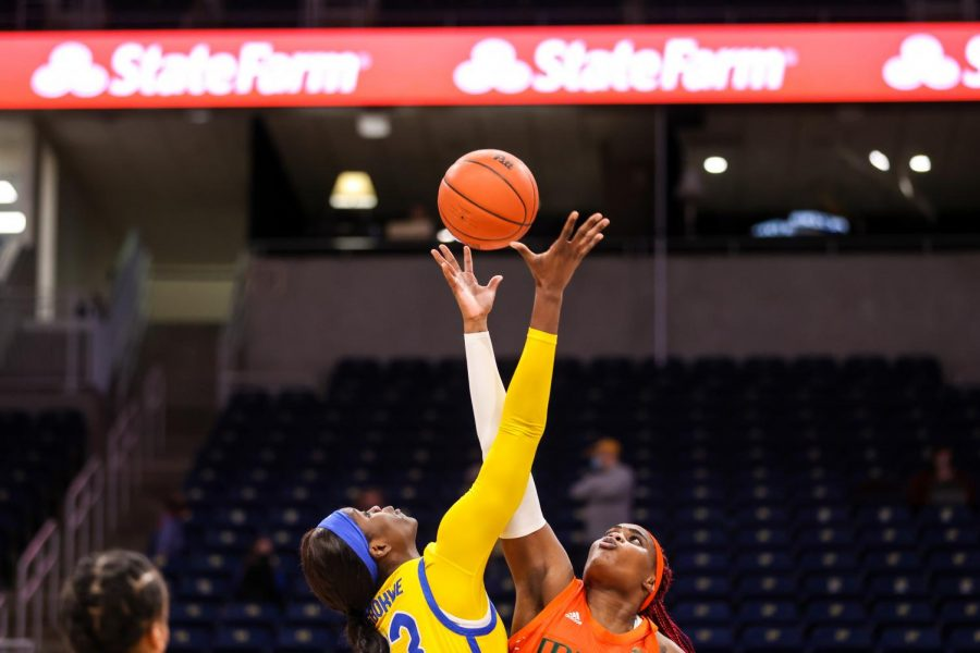 Pitt womens' basketball fell 72-68 to Miami Thursday night, its first game in 32 days.