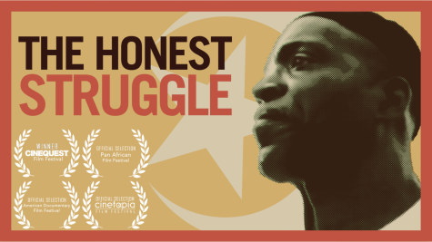 """""""The Honest Struggle,"""" a 2017 documentary currently available on Amazon Prime, chronicles Sadiq Davis' experiences as a formerly incarcerated person and his reassimilation into society. The Pitt jazz studies program will present a two-day event Thursday and Friday centered on the film and its themes."""