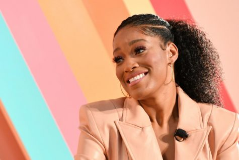 Keke Palmer spoke at a Zoom event Monday about her identity as an artist, activist and Black woman in the entertainment industry for Black History Month, sponsored by Pitt Program Council and Black Action Society.
