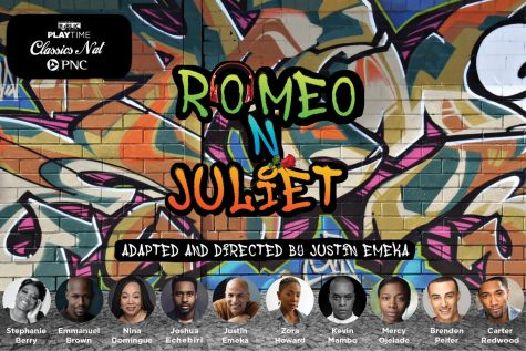 "Pittsburgh Public Theater is virtually hosting ""Romeo N Juliet"" — an adaptation of Shakespeare's ""Romeo and Juliet"" — on their website for a small donation fee now until Sunday."
