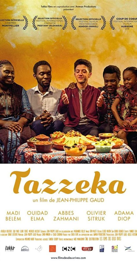 Review: 'Tazzeka' features journey of food and family
