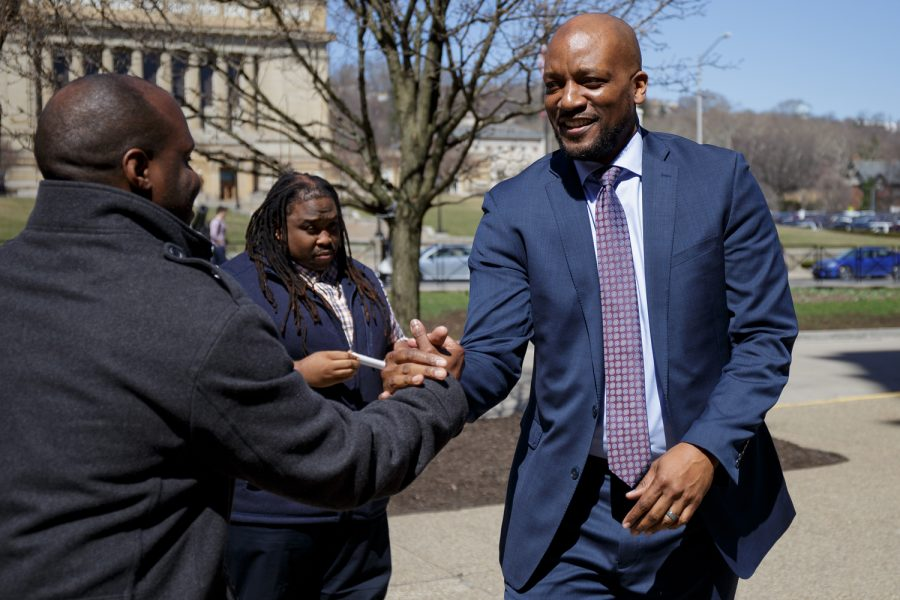 Pitt is splitting senior administrator Kenyon Bonner's role as vice provost and dean of students into two separate jobs.