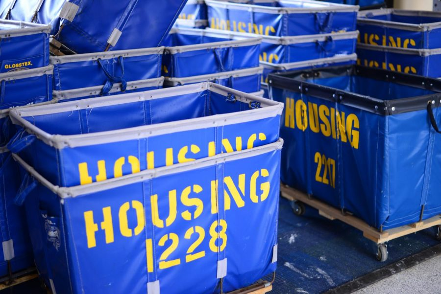 Pitt+said+roughly+4%2C800+students+have+moved+into+University+housing+for+the+spring+semester+as+of+Monday.+These+residents+were+grouped+into+one+of+four+move-in+dates+%E2%80%94+Jan.+29%2C+Jan.+31%2C+last+Wednesday+or+last+Friday.
