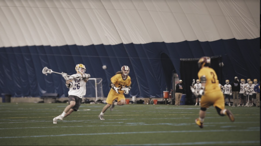 Pitt men's club lacrosse is waiting on permission from the University to play a 14-game slate in the spring.