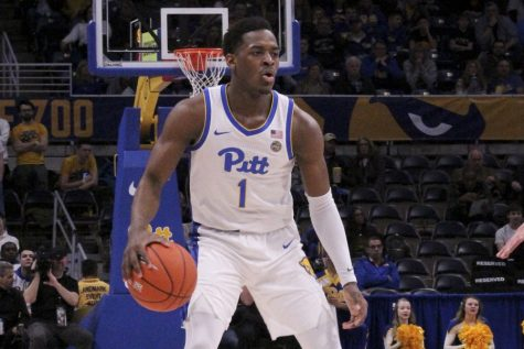 Pitt men's basketball (9-7 overall, 5-5 ACC) lost 71-65 to Georgia Tech (10-8 overall, 6-6 ACC) on Sunday night in an away game in Atlanta.