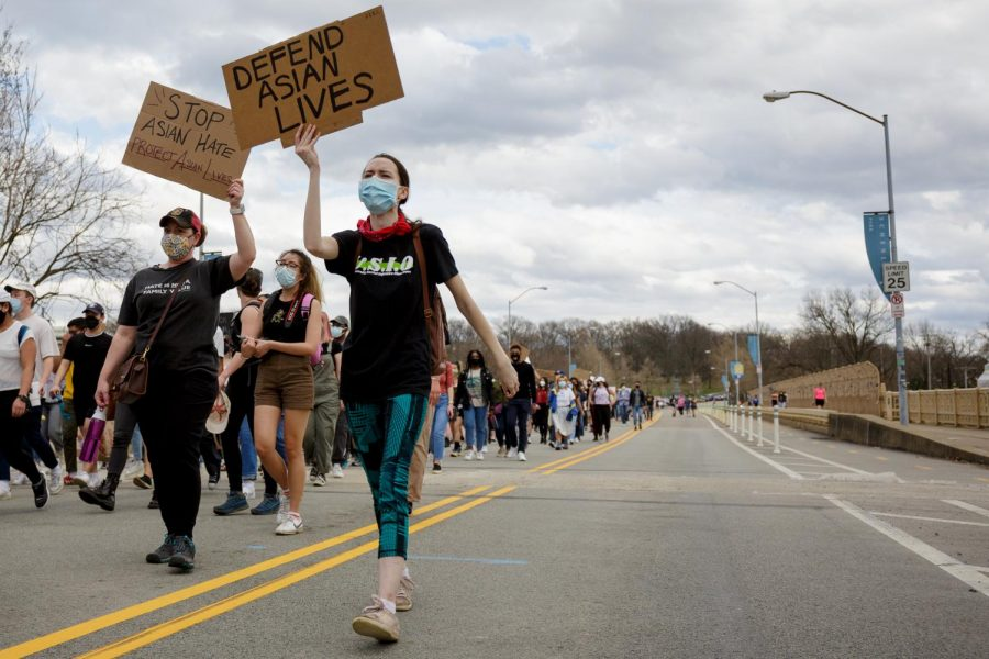Photos: Pittsburgh Rally for Solidarity in Schenley Park