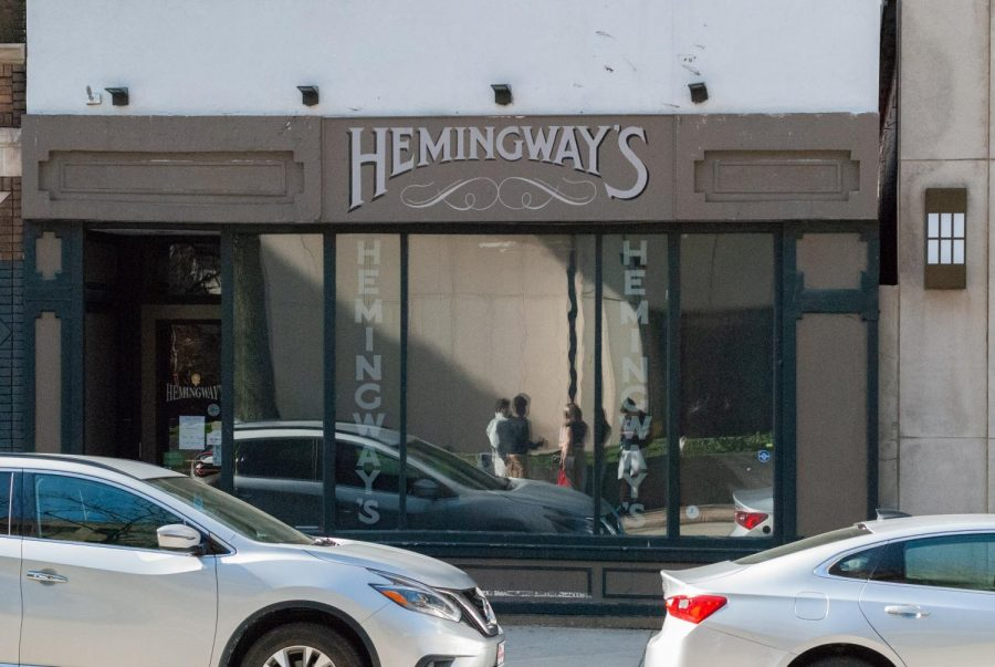 Hemingway's Cafe announced last Friday that it will reopen March 31, with modified hours to account for the state's current 11 p.m. curfew on alcohol sales. The reopening comes more than a year after the bar, located on Forbes Avenue, initially closed on March 14, 2020.