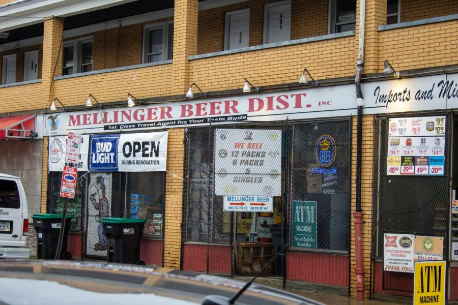 Mellinger's Beer Distributor was voted the best beer distributor in Oakland, according to The Pitt News' readership. The store switched management in February after the current owners, Neil and Neha Shah, bought it from Diana Bellisario, who owned and operated the distributor for just three months shy of 30 years.