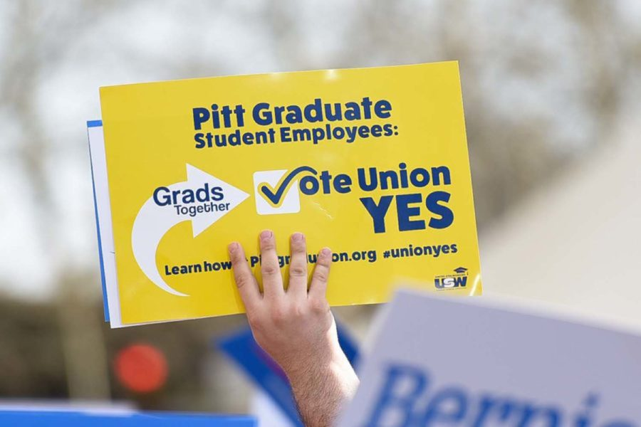 A multi-year attempt to unionize more than 2,000 graduate students at Pitt appeared to have fallen through earlier this month when the Pennsylvania Labor Relations Board upheld graduate students' April 2019 vote against unionization. But United Steelworkers, the union aiding Pitt graduate students' and faculty's unionization efforts, filed an exception to that ruling last Thursday.
