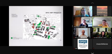 The Oakland Planning and Development Corp. held its monthly meeting on Tuesday night via Zoom.