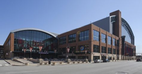Bankers Life Fieldhouse will host the 2021 NCAA men