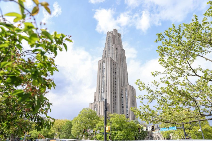 Pitt moved postures — from Elevated to Guarded risk — early Thursday morning.