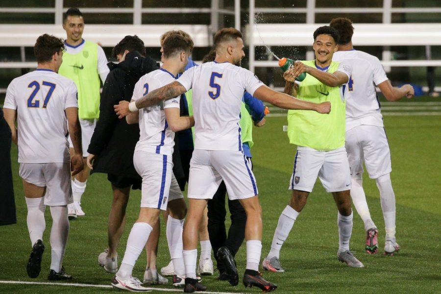 Photos: Pitt Men's Soccer vs. Virginia