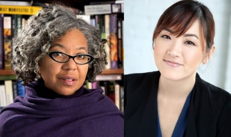 Pittsburgh Humanities Festival @ Home will feature Daphne Brooks (left), a Yale professor and Black feminist music critic, and Jasmine Cho, a baker based in Pittsburgh.