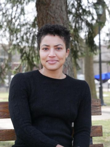 History professor Alaina Roberts helped create a formal proposal last summer that called for all undergraduates to complete a Black studies course as part of their general education requirements.