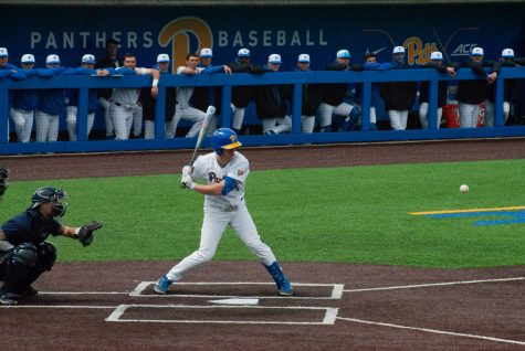 Pitt baseball returned to Charles L. Cost Field and split the first two of three games against the Notre Dame Fighting Irish this weekend. The series was moved back two days from its initial start date due to inclimate weather on Thursday.