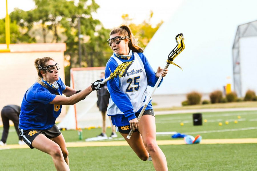 Pitt+women%E2%80%99s+lacrosse+gears+up+for+inaugural+competitive+season+in+2022
