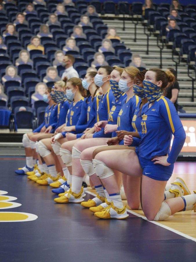 Pitt volleyball's NCAA tournament campaign begins on Wednesday at 10:30 p.m. against LIU and continues with Utah the next day if the team advances.