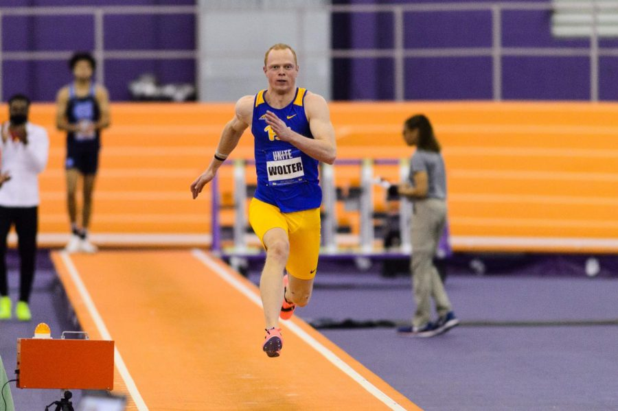 Senior Felix Wolter, who earned All-American honors recently, finished fourth place in the 100-meter dash and seventh in the long jump in Knoxville this weekend as the Panthers capped off the Tennessee Relays. Pitt will head to Virginia next weekend for the Virginia Challenge meet on Friday, April 16, and Saturday, April 17.