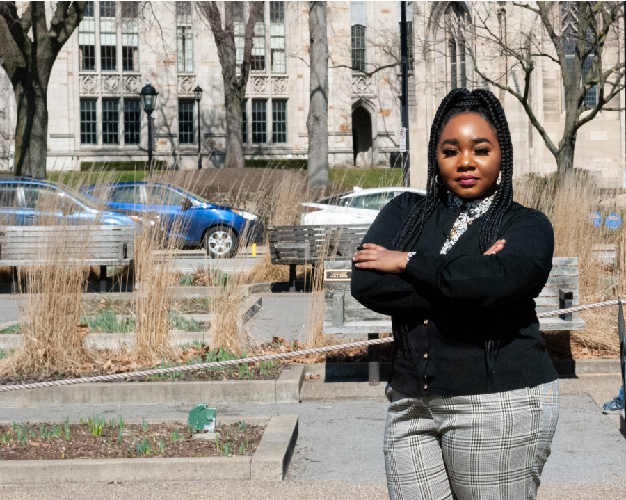 Ray Nell Jones: 'All-igned' with her purpose