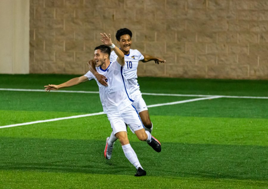 Pitt men's soccer head coach Jay Vidovich displayed immense pride in the progress his team made after their season ended at the hands of No. 3 Indiana in the College Cup.