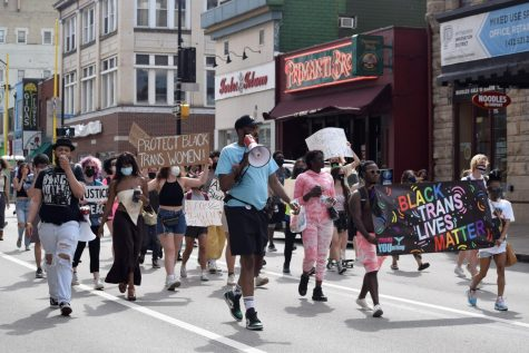 Pittsburghers protest violence against trans people of color