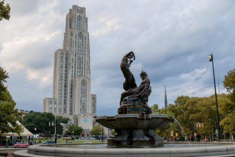 Pitt began its search for a new dean of students in February and started interviewing finalists for the position on Monday.