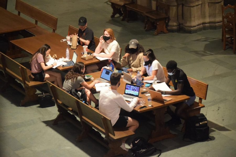 Pitt's nearly 700 student organizations serve a variety of interests.
