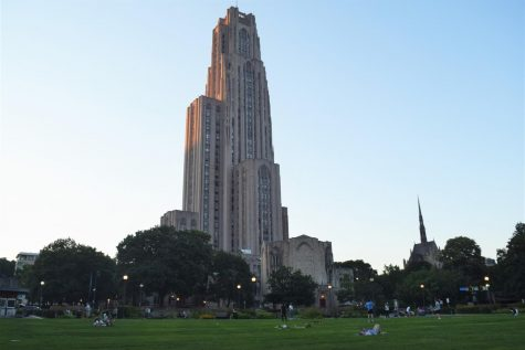Satire | Five tips for making the most of Pitt's campus