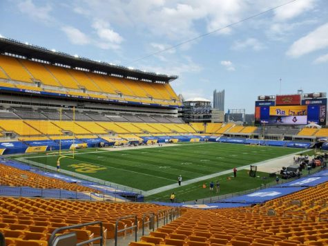 Pitt Head Coach Pat Narduzzi and his staff racked up four verbal commitments just this weekend after players took their official visits to the Steel City.