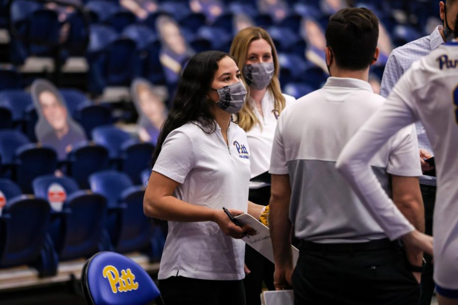 Kamalani Akeo joined middling Pitt volleyball as a walk-on and left it as a two-time conference champion with three wins in the NCAA Tournament. In her post-playing days, she looks to push program limits even further.
