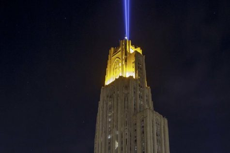 Students have plenty of opportunities to enjoy joining the exciting culture that comes with being a Pitt fan.