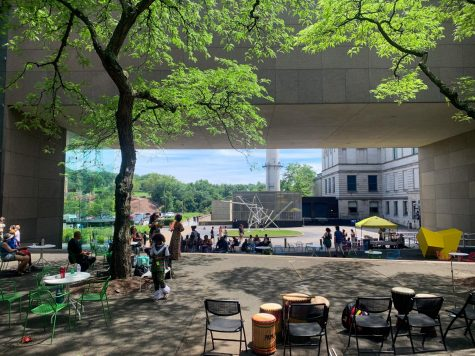 The Carnegie Museum of Art is hosting Inside Out, an outdoor event series of art, food and music, as a way to unite the Pittsburgh community during the COVID-19 pandemic.