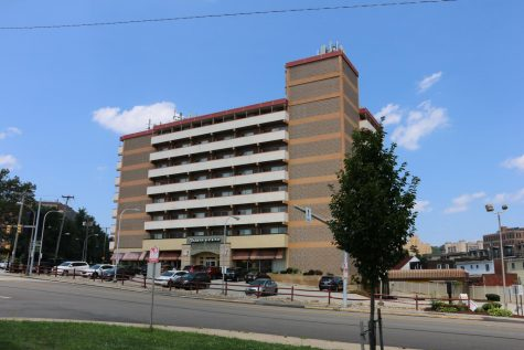 Pitt announced plans Monday to redevelop its property at 3401 Boulevard of the Allies.