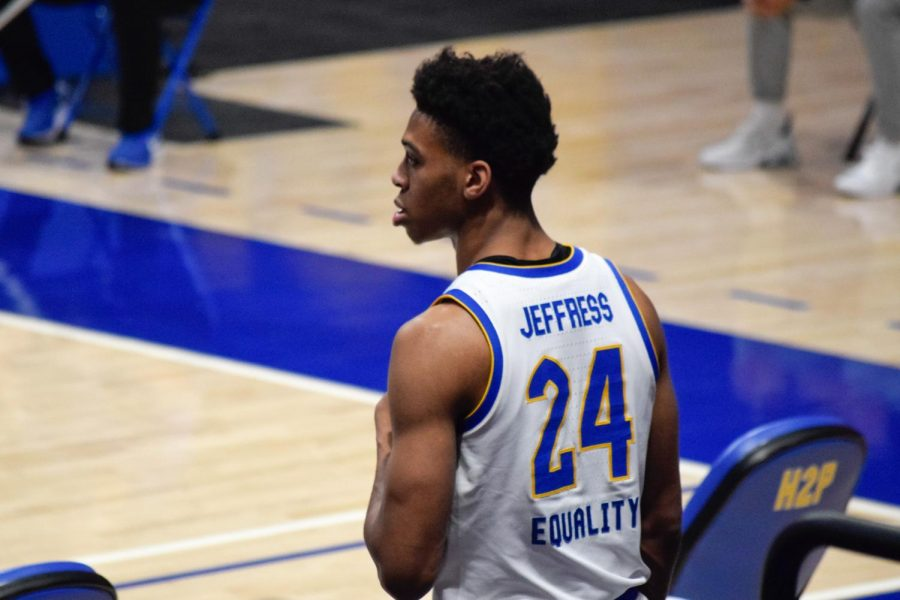 At just 18 years old, William Jeffress has shown maturity and personability that is unmatched by most teenagers — setting him up to lead a new-look Panther team.
