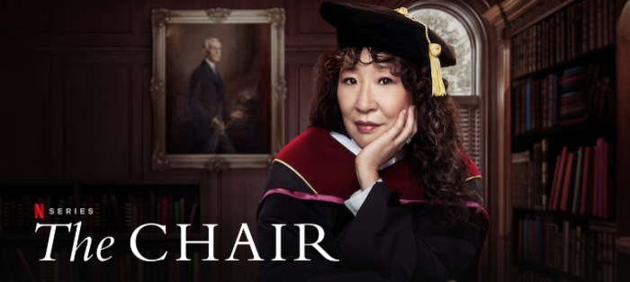 """In a timeline where streaming platforms seemingly churn out mediocre and outdated content, """"The Chair"""" is a breath of fresh air and a call to action at the same time."""